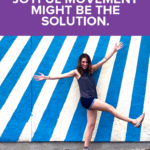 """Think you hate exercise? In a world that tells us exercise is punishment, I don't blame you. Joyful movement might be the solution you need. #Joy #ExerciseRoutines #ExerciseMotivation"""""""